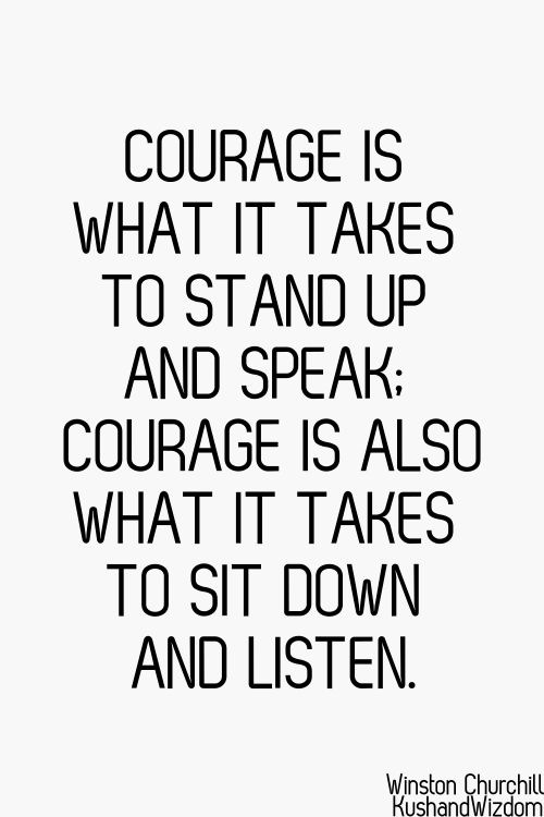 quote courage