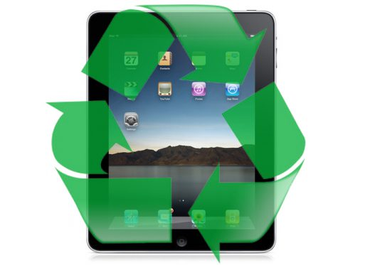 Recycle your iPad