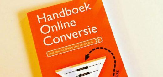 Review Handboek Online Conversie