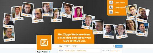Ziggo Webcare - Twitter