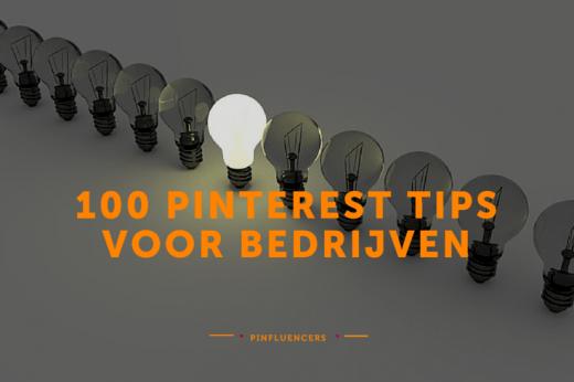 100-pinterest-tips-voor-bedrijven