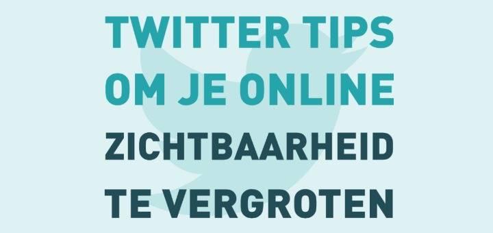 Twitter tips om je online zichtbaarheid te vergroten | ARCHANA.NL voor Niews.Social