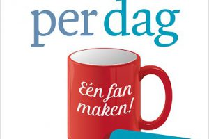 [Uitgelezen] Eén fan per dag #review #boek #video #JosBurgers