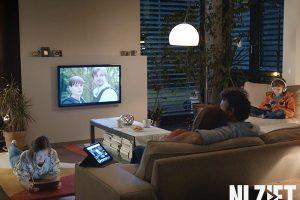 [Opvallend] Online tv-kijker kijkt steeds meer op het grote scherm