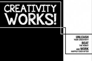 [Review] Boek: 'Creativity Works:Beat the robot; creatief denken is de enige manier van overleven!'