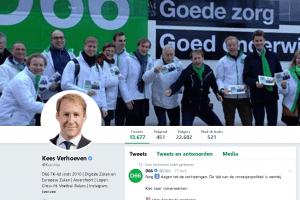 D66: 'Overheid moet stoppen met gebruik Facebook, WhatsApp en Twitter'