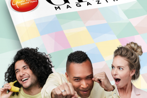 Crossmedia: Ook in 2019 een GTST Magazine