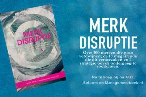 Merkdisruptie: 'Boek over 100 merken die gaan verdwijnen'