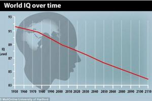 Stichting Gezondheid Nederland: 'Ernstige zorgen over dalend IQ van de mensen!' #nederland #onderzoek #zitten #mobiel #stress