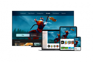 VIDEO: Apple maakt details game- en tv-dienst bekend