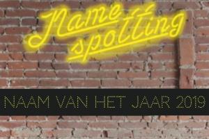 [Event] Jury bekend voor verkiezing Naam van het Jaar 2019