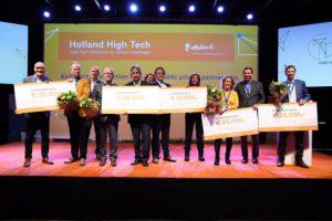 Holland High Tech: Onderzoek naar smart-app 'blockchain voor een duurzame bouwsector'