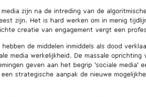 Preview (tijdelijk korting): Handboek Social Media Marketing 2020 (100 onderzoeken) #experts #learnings