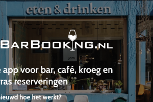 [Applicatie] Horeca reserveringstool Barbooking.nl is gratis voor horecaondernemers