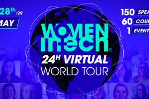 'Fysieke ruimte wordt uitgedaagd en beperkt' 28 mei 2020 's werelds eerste 24 hour techwomen-virtual conference