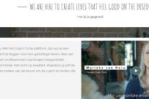 Startup Coach Circle: Online platform om coaching toegankelijk en transparant te maken