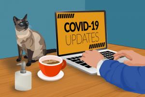 [Onderzoek] 'COVID-19 versnelt digitale transformatie; 72% IT- managers denkt dat men niet terug wil naar oude manier van werken'