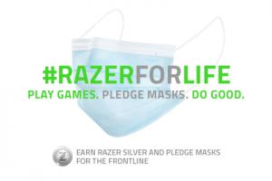 Gaming-community bundelt krachten in de strijd tegen COVID-19 #RazerForLife