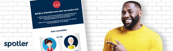 Infographic: E-mail marketingmogelijkheden met klantdata na profielverrijking