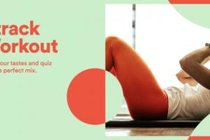 Gepersonaliseerde playlists tijdens sporten: Spotify lanceert 'Soundtrack Your Workout' #luisterdata