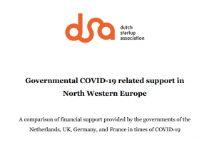 [Opvallend] DSA: 'Nederland verliest toppositie binnen Europese startup ecosystemen