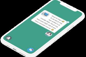 Nieuwe chatbot helpt shops met concurreren