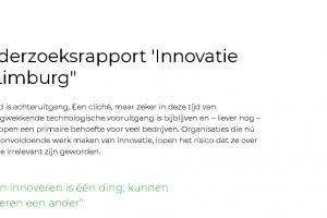 [Opvallend] 'Medewerkers zijn niet in staat om te innoveren'
