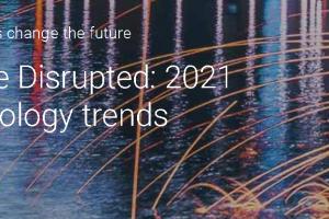'Future Disrupted'-voorspellingen 2021: de transformatieve impact van COVID-19 #rapport #technologietrends