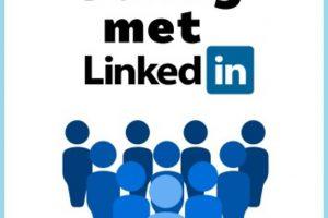 BESTEL NU! Growth-hack het jaar 2021 en score met het praktische 'Social Selling met LinkedIn'
