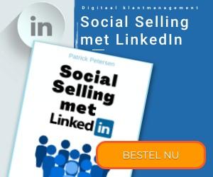Social Selling met LinkedIn boek