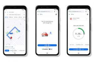 Google laat gebruikers het OV en parkeergeld betalen met Google (Pay) Maps