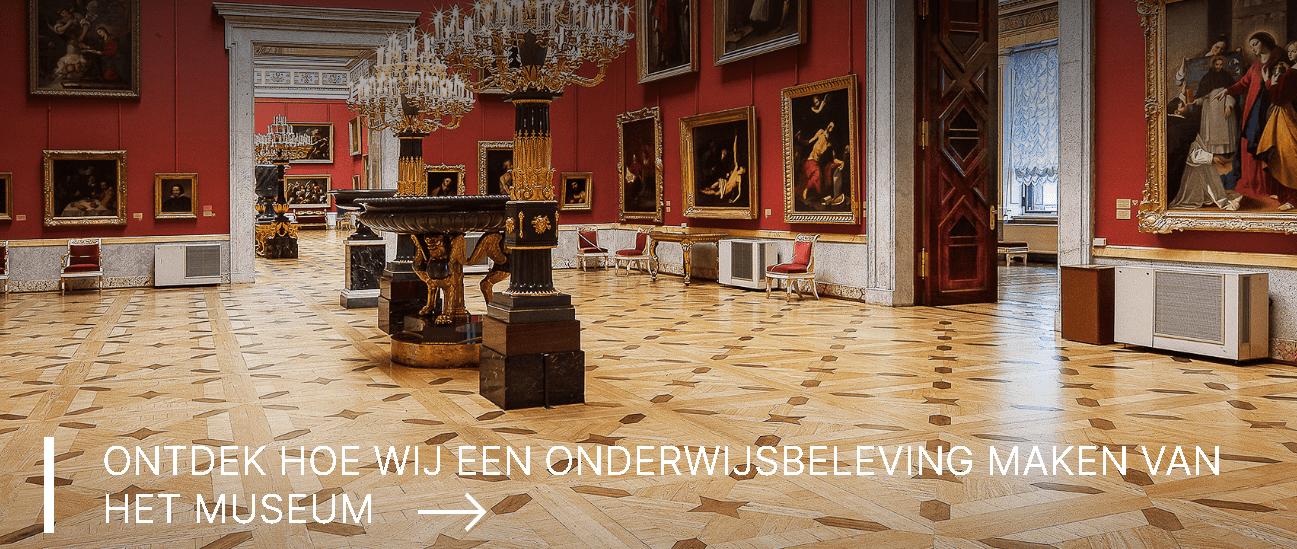 Hoofdstuk 3 en 4 Nieuwe kunst-onderwijsplatform: Museum1524.com #cocreatie