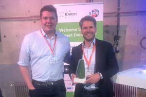 Winnaar Digital Innovation Award 2021